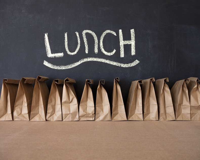 Brown Bag School Lunch